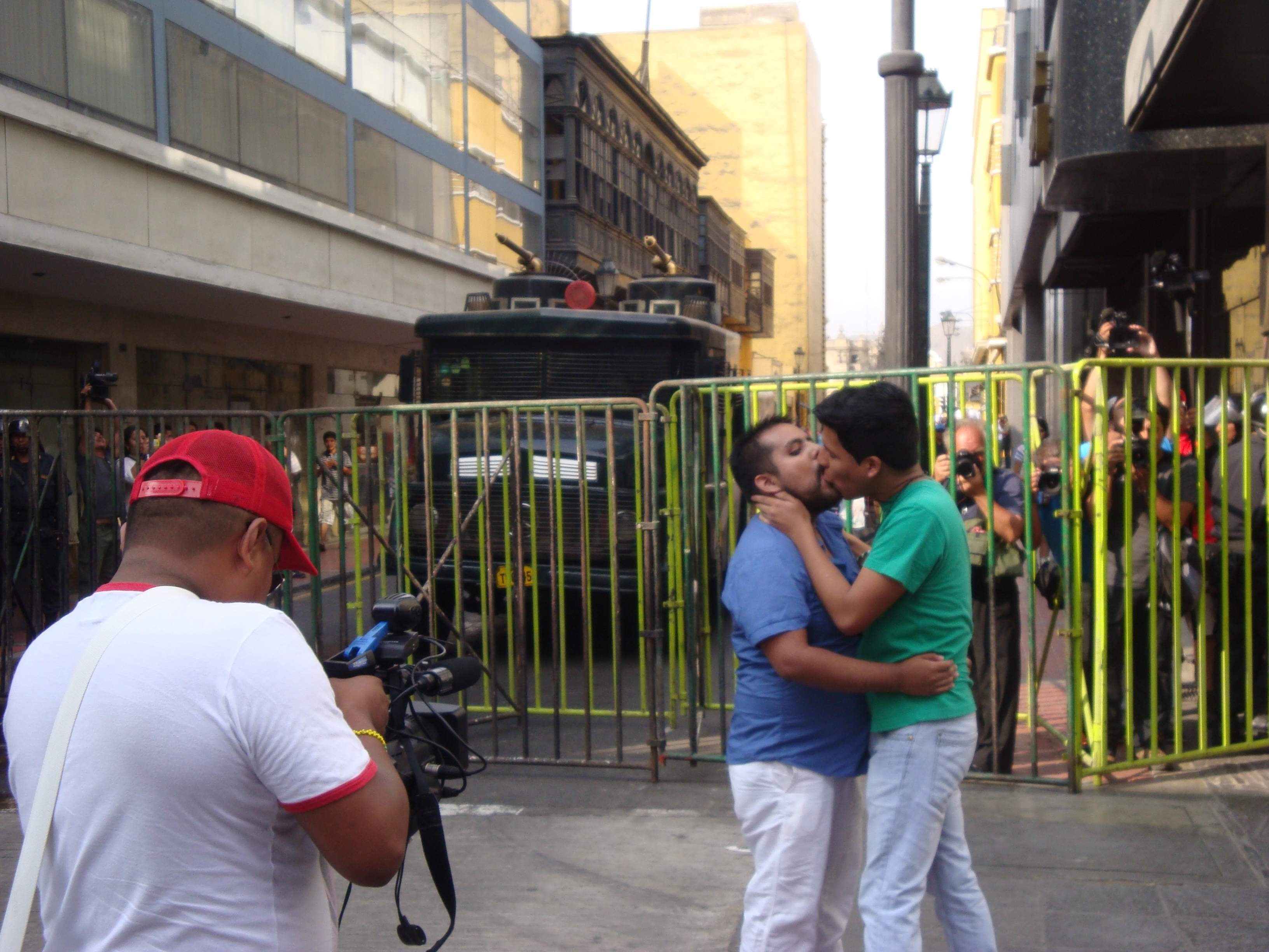Movimiento homosexual en peru